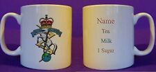 REME Tea Coffee Mug personalised royal engineers