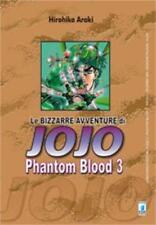 LE BIZZARRE AVVENTURE DI JOJO - PHANTOM BLOOD 3 DI 3 - MANGA STAR COMICS NUOVO