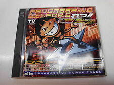 CD progressive Attack 5 de various-DOUBLE CD