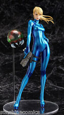 Metroid Other M Samus Aran Zero Suit Figure Max Factory Japaneses Ver NEW SEALED