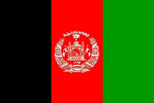 3' x 2' Afghanistan Flag Afghan Country Flags Asia Asian Banner