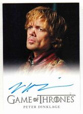 Peter Dinklage Autogramm Game Of Thrones Ice Age Narnia