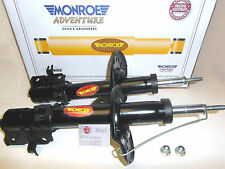 fits: NISSAN X-TRAIL T31 09/2007-ON *2 x MONROE ADVENTURE FRONT SHOCK ABSORBERS*