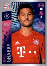 Champions League 19 20 2019 2020 Sticker 95 - Sergi Gnabry - FC Bayern München