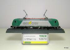 Minitrix N 12573 - Loco elettrica BR185.1 in livrea Rail4Chem.