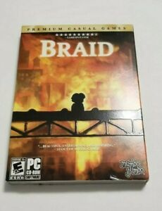 Braid (PC, 2010)
