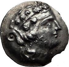 THASOS Thrace 148BC Dionysus Hercules LARGE Silver Greek Tetradrachm Coin i60666