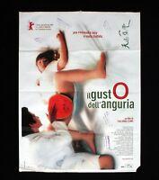 IL GUSTO DELL'ANGURIA manifesto poster affiche The Wayward Cloud Erotico XXX C33