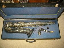 """Schönes altes Tenoraxophon tenor Saxofon """"Julius Keilwerth LORD"""" saxophone JKG"""