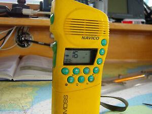 Navico Axis 250 GMDSS Emergency Marine Radio. Used, Spares or repair