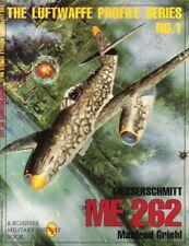 AERONAUTICA WWII Luftwaffe Profile Series 01 - Messerschmitt Me262 - DVD