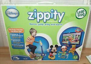 LEAPFROG DISNEY'S ZIPPITY LEARNING SYSTEM NEW