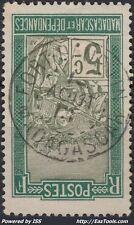 MADAGASCAR N° 97 AVEC CACHET DE FORT DAUPHIN A VOIR