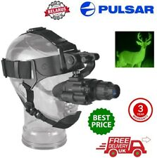 PULSAR CHALLENGER GS 1x20 alcance de visión nocturna con kit de montaje de cabeza 74095 (Reino Unido)