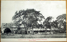 1910 Trinidad Postcard: Queen's Park Hotel, Port-of-Spain, - Trinidad & Tobago