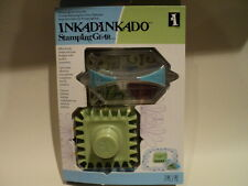 INKADINKADO STAMPING GEAR INTRO SET (SQUARE) BNIP *LOOK*