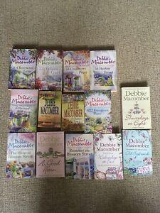 14 Debbie macomber books