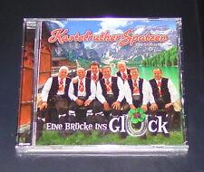 KASTELRUTHER SPATZEN EINE BRÜCKE INS GLÜCK CD SCHNELLER VERSAND NEU & OVP