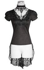 Maglie e camicie da donna a manica corta con pizzo taglia XXL
