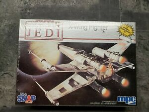 MPC X-Wing Fighter Return of the Jedi Snap 8932 Sealed