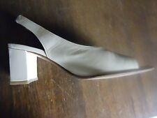 Schuhe Damenschuhe 37,5 Italy Creme Hackenschuhe Pino convertini