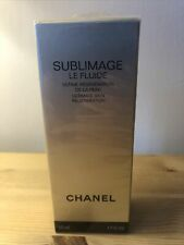 CHANEL SUBLIMAGE LE FLUIDE ULTIMATE SKIN REGENERATION 50 ml 100% AUTHENTIC NEW