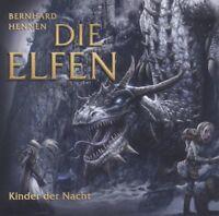 BERNHARD HENNEN - DIE ELFEN: KINDER DER NACHT   CD NEW