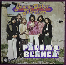 George Baker Selection - Paloma Blanca - LP Vinyl 1975 - WB 56136