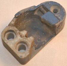 1959-1962 Ford Galaxie Left Door Lock Striker Catch Plate OEM, 1961 Thunderbird