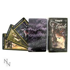 NEW VICTORIA FRANCES TAROT DECK GOTHIC FANTASY Card Set Future Tellings Gift