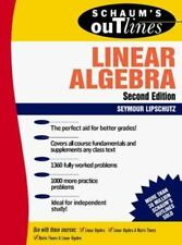Schaum's Outline of Theory and Problems of Linear Algebra Schaum's Outlines