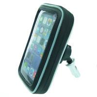 20.5-24.5mm Vélo Tige Support & Étui Imperméable Pour Iphone 11 Pro Max