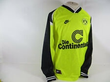 "Vintage BVB Borussia Dortmund Trikot Gr.XL Jersey Nike Michael ""Susi"" Zorc"