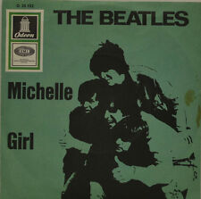 "BEATLES - MICHELLE - RAGAZZA - ODEON 23152 7"" (J49)"