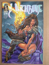 1996 IMAGE COMICS WITCHBLADE #1/2 FAN EDITION TURNER & SILVESTRI COVER
