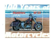 VINTAGE CLASSICS - Maldives 2480 - 100 Years of Motorcycles - S/S - MNH