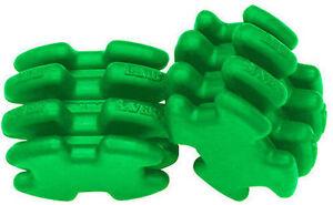 Sims LimbSaver SuperQuad Split Limb Green 1 Pair