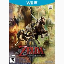 Legend of Zelda Twilight Princess HD Nintendo Wii U