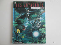 LES VOYAGEURS T1 EO1995 TBE/TTBE ATHABASCA