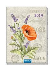 Taschenkalender A6 Vintage 2019 Kalender