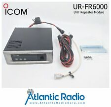 Icom Ur-Fr6000 Uhf Analog or Digital Idas 50W Repeater Channel Module