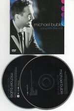 "MICHAEL BUBLE ""CAUGHT IN THE ACT"" RARE CD+DVD SET / LAURA PAUSINI - THE BEATLES"
