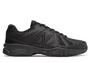 New Balance MX519AB2 Cross Training Shoe Comfort Sneaker Mens 11 4E X-Wide Black