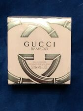 Gucci Bamboo Eau de Parfum for Women 50 ml   Brand New Cellophane Sealed