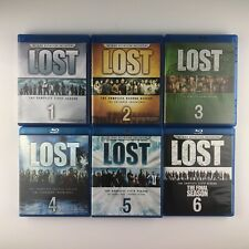 Lost - Season 1-6 - Complete (Blu-ray, 2010) *US Import Region A*