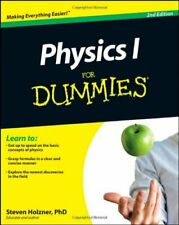 Physics I for Dummies� by Holzner, Steven