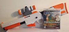 NEW PS3 Cabela's Hunting Expeditions & Top Shot Rifle Bundle