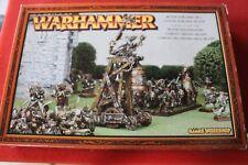 Games Workshop Warhammer Skaven Screaming Bell NIB New Boxed Fantasy Metal OOP