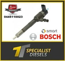 SMART CAR Reconditioned Bosch Diesel Injector 0445110023 - FAST DELIVERY