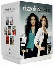 Rizzoli & and Isles: Complete TV Series Seasons 1-7 DVD Box Set